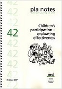PLA 42: Children's Participation - Evaluating Effectiveness