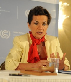 Christiana Figueres (Photo: UNclimatechange)