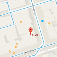 IIED Edinburgh office, Hanover Street