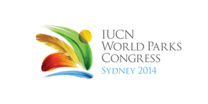 IUCN World Parks Congress 2014 logo