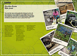 Read a range of stories showcasing IIED's work in 2013-14