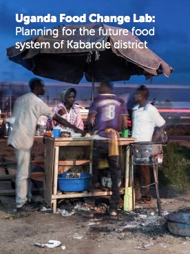 Uganda Food Change Lab publication cover