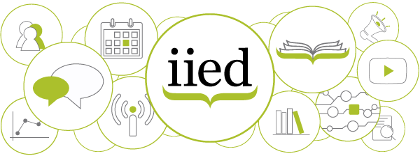 IIED newsletter