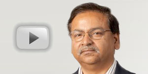 Watch Saleemul Huq's video updates from COP18
