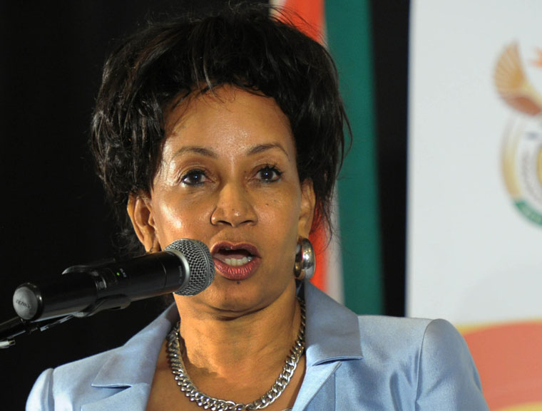 Lindiwe Sisulu (photo: GCIS)