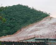 LDCs can use the example of Brazil, which has achieved a drastic fall in emissions thanks to avoided deforestation, to see what is possible despite limited economic capacity. Pictured is deforestation for the use of clay in Rio de Janeiro (Photo via Wikipedia Commons)