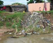 Informal settlements such as this one in Durban, South Africa, are adversely affected by climate-related impacts (Photo: David Dodman)