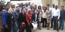 Participants of the 2014 ecbi pre-COP training workshop for LDC negotiators, Lima