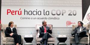 Peru prepares for COP20 in Lima, where negotiators will gather to discuss action to tackle global  climate change (Photo: Ministerio del Ambiente, via Flickr)