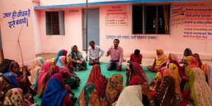 Village councils or panchayats have not been involved in India's approach to the SDGs so far (Photo: UN Women Asia and the Pacific)