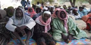 Consultation of local communities affected by the Kandadji dam about long-term leases to secure land tenure (Photo: GWI West Africa)