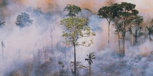 Extreme events like forest fires, droughts and storms threaten sustainable development. (Photo: Global Water Partnership)
