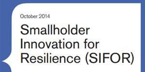 Smallholder Innovation for Resilience (SIFOR) - Qualitative Baseline Study, Central & Eastern Himalayas, India