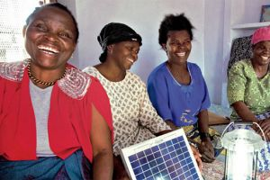 An image of a new report on Pro-poor, inclusive green growth: experience and a new agenda report. usivity and poverty reduction is critical to sustainable green growth according to the report (Photo: GGGI)