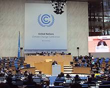Negotiators from the LDCs will be assisted by IIED staff at COP20 (Photo: IIED)