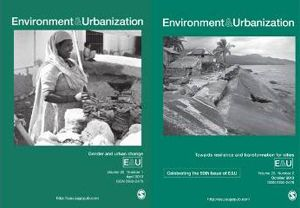 The Environment & Urbanization journal
