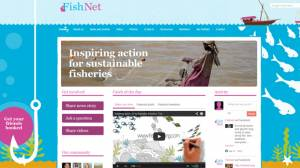 The online Fishnet community (Image: IIED)