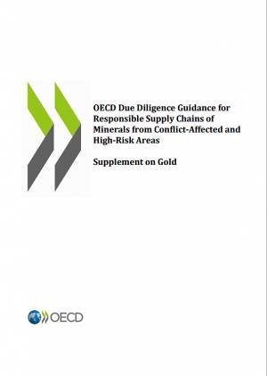 Gold supplement to the OECD due diligence guidance