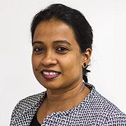 IIED legal climate expert Achala Abeysinghe (Photo: IIED)