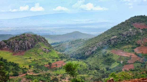 The rich landscape of the Wolayita region in Southern Ethiopia highlights the country's huge potential (Photo: Rod Waddington, Creative Commons, via Flickr)