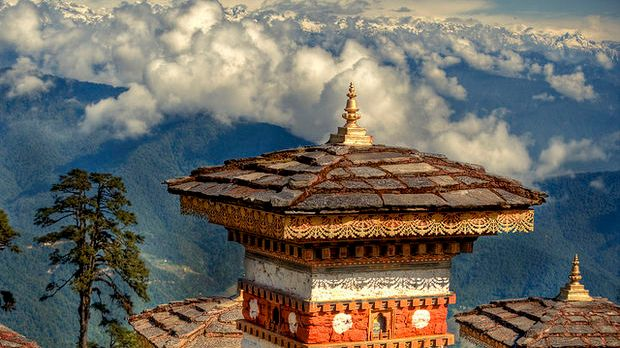 As a mountainous country, Bhutan faces particular environmental challenges (Photo: Göran Höglund, Creative Commons, via Flickr)