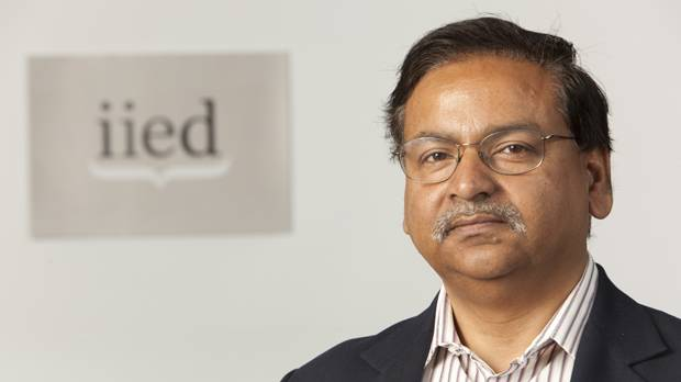 IIED senior fellow will speak at the UN Secretary General's climate summit in September (Photo: Mike Goldwater/IIED)
