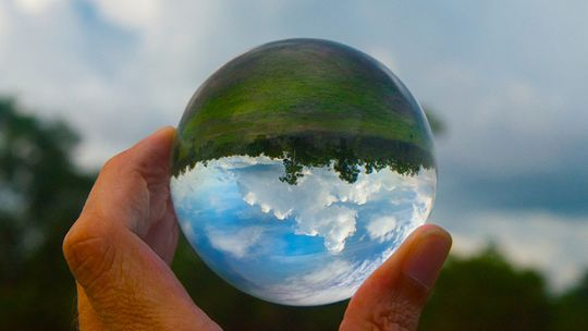 What lies in store for the Earth in 2017? (Photo: Charles Strebor, Creative Commons, via Flickr)