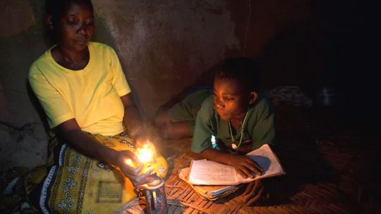 It would cost less than $7 per person a year to provide 200 million people, most of whom are in sub-Saharan Africa, with access to electricity (Photo: Alamy, via Google licence)