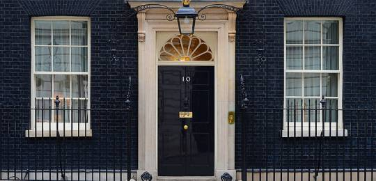 10 Downing St. creative commons, MOD