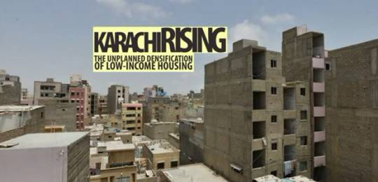 The implications of land-use dynamics for poor households and the environment are explored in the short film 'Karachi Rising' (Photo: IIED)