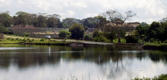 "Lilongwe's residents call it the ""Garden City"" because of its many green spaces (Photo: Gome Jenda )"