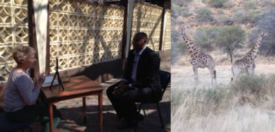 Namibia biodiversity strategy and action plan