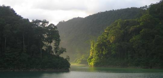 Costa Rica's Peñas Blancas Reservoir is the focus of work involving payments for ecosystem services (Photo: Dr Ina Porras)
