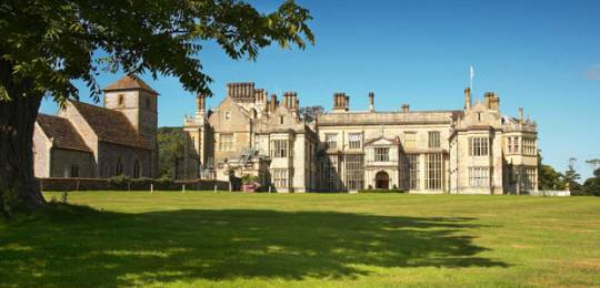 Wilton Park is the venue for a conference on sustainable development goals from January 29-31 (Photo: Wilton Park)