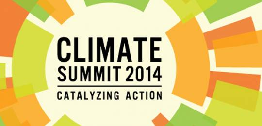 Heads of government will pledge action on climate change at the UN Climate Summit in New York on 23 September (Image: UN)