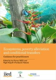 Cover of Ecosystems, poverty alleviation and conditional transfers