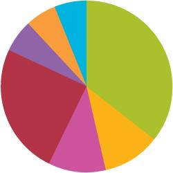 Charitable activities 2015/16