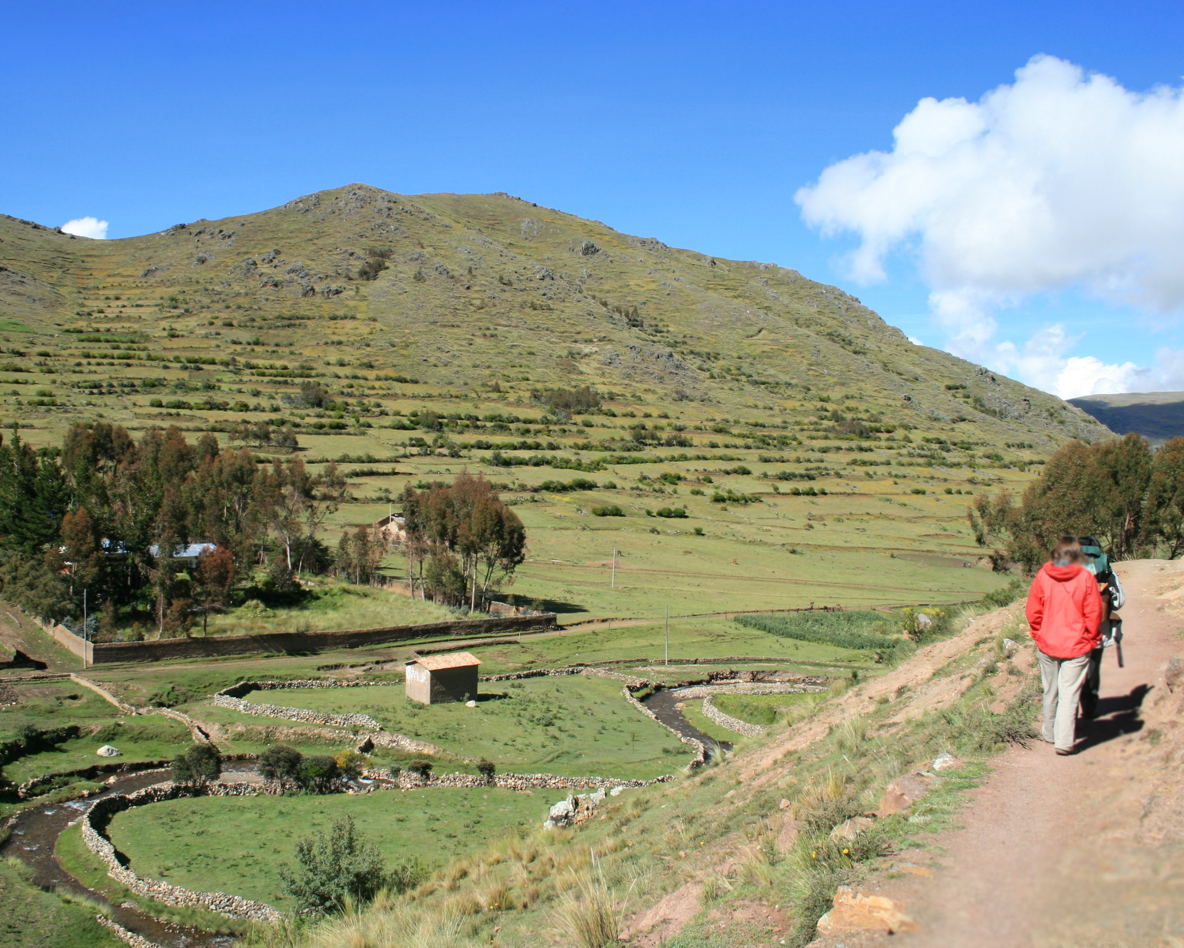 Traditional Andean landscape, Peru (Photo: Khanh Tran-Thanh/IIED)