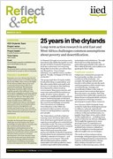 25 years in the drylands