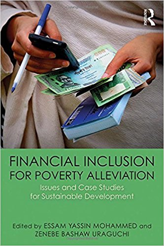 Cover of the Financial Inclusion for Poverty Alleviation book