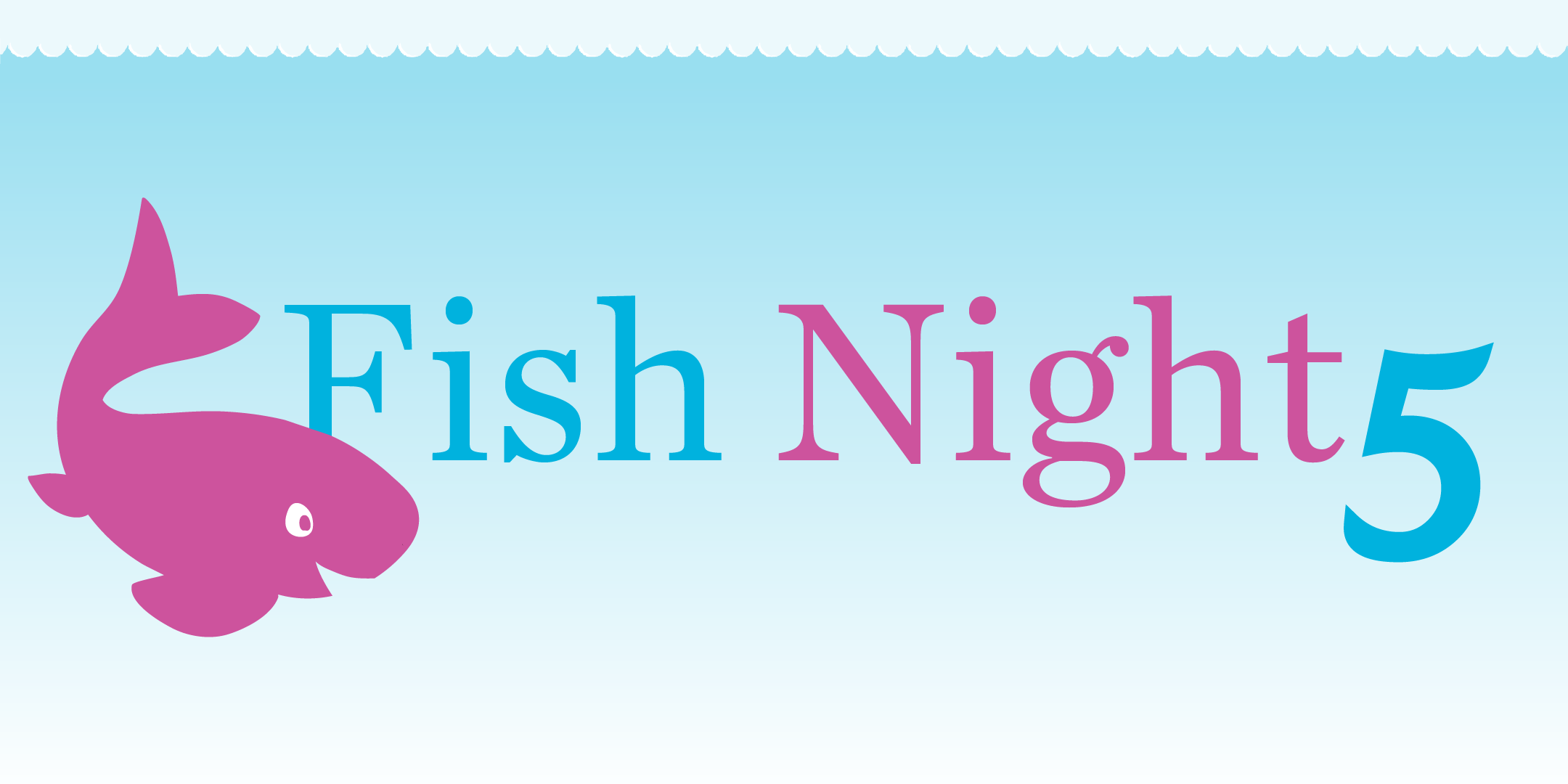 Fish Night 5 logo