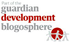 Part of the Guardian global development blogosphere