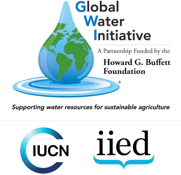 GWI and IUCN logos