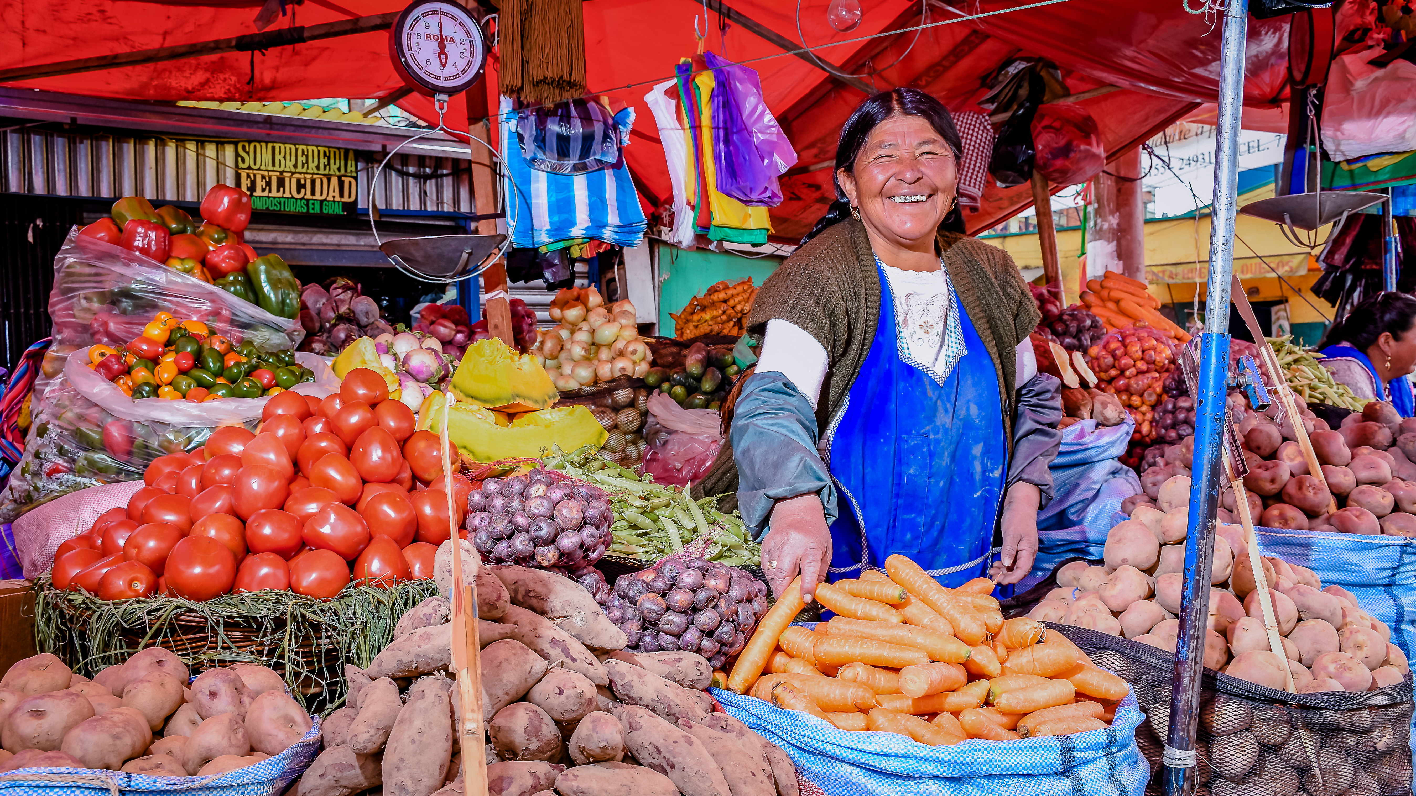 The Bolivian Diet Women S Voices And Choices International Institute For Environment And Development