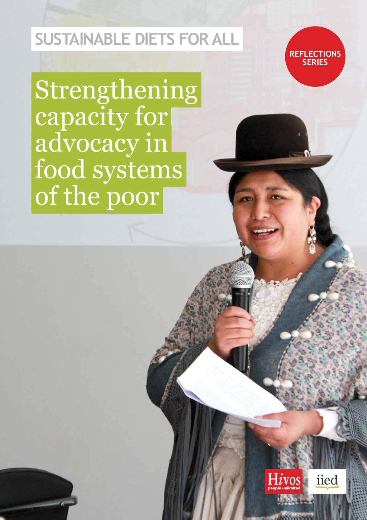 Strengthening capacity for advocacy in food systems of the poor