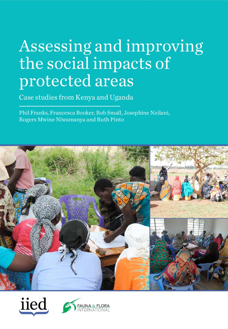Assessing and improving the social impacts of protected areas: case studies from Kenya and Uganda