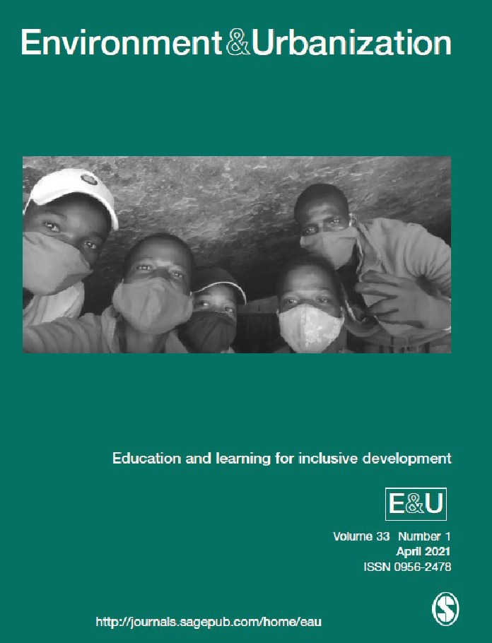 Education and learning for inclusive development