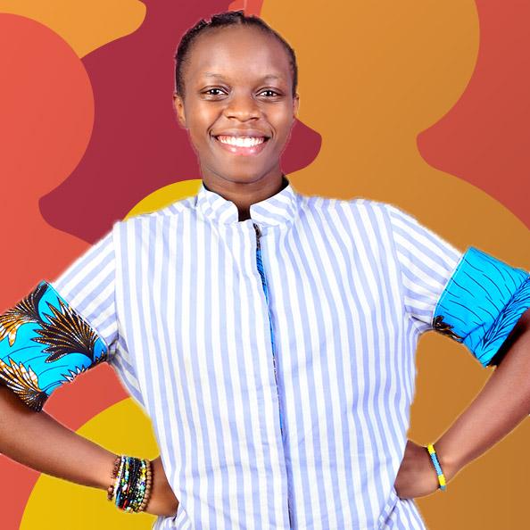 Ineza Umuhoza Grace head and shoulders photo