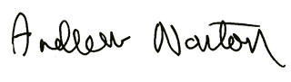 Andrew Norton signature