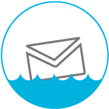 icon for sign up for ocean emails
